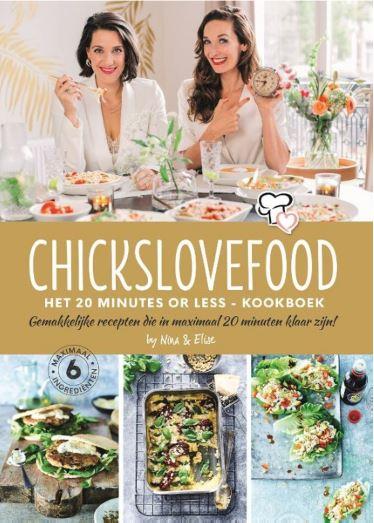 20 minutes or less - top 5 kookboeken