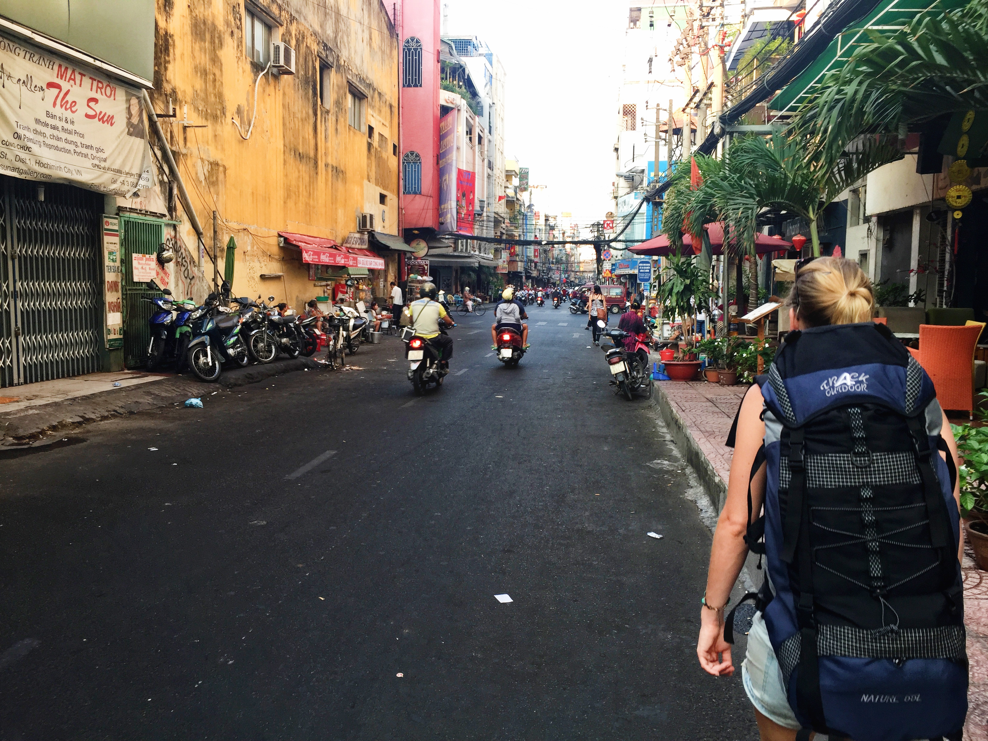 Laura In Ho Chi Minh City, Vietnam - It's a Food Life
