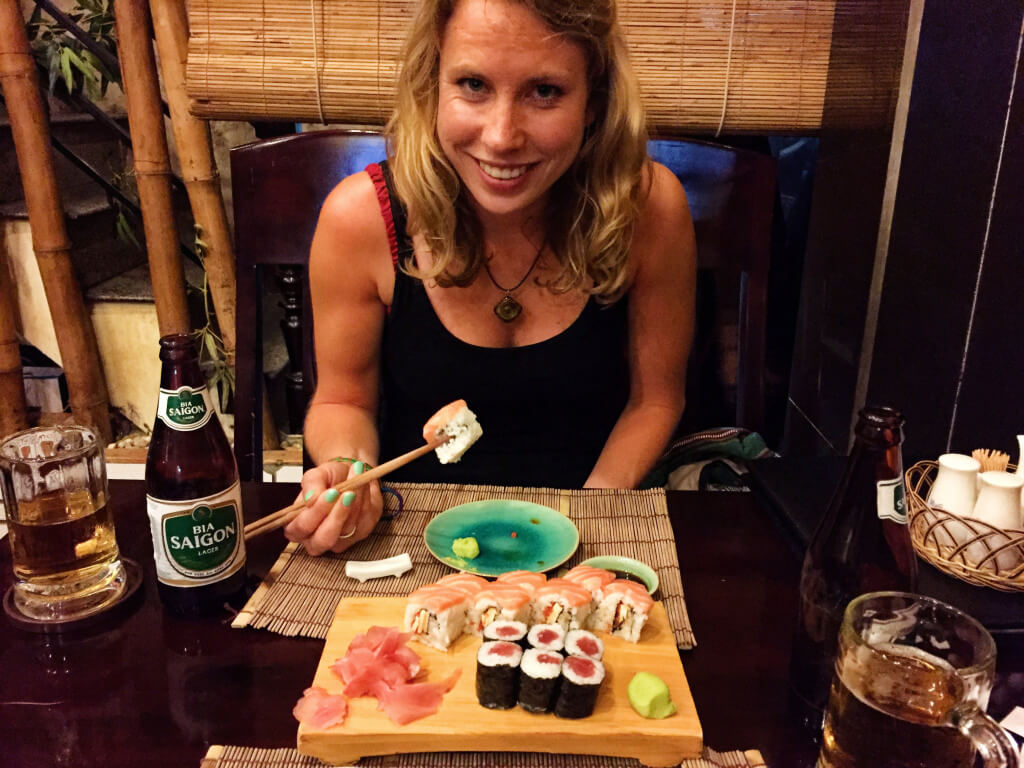 Oh! Sushi Bar in Nha Trang, Vietnam - It's a Food Life