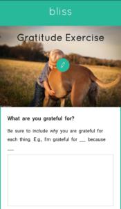 3x dankbaarheid beoefenen met apps | It's a Food Life