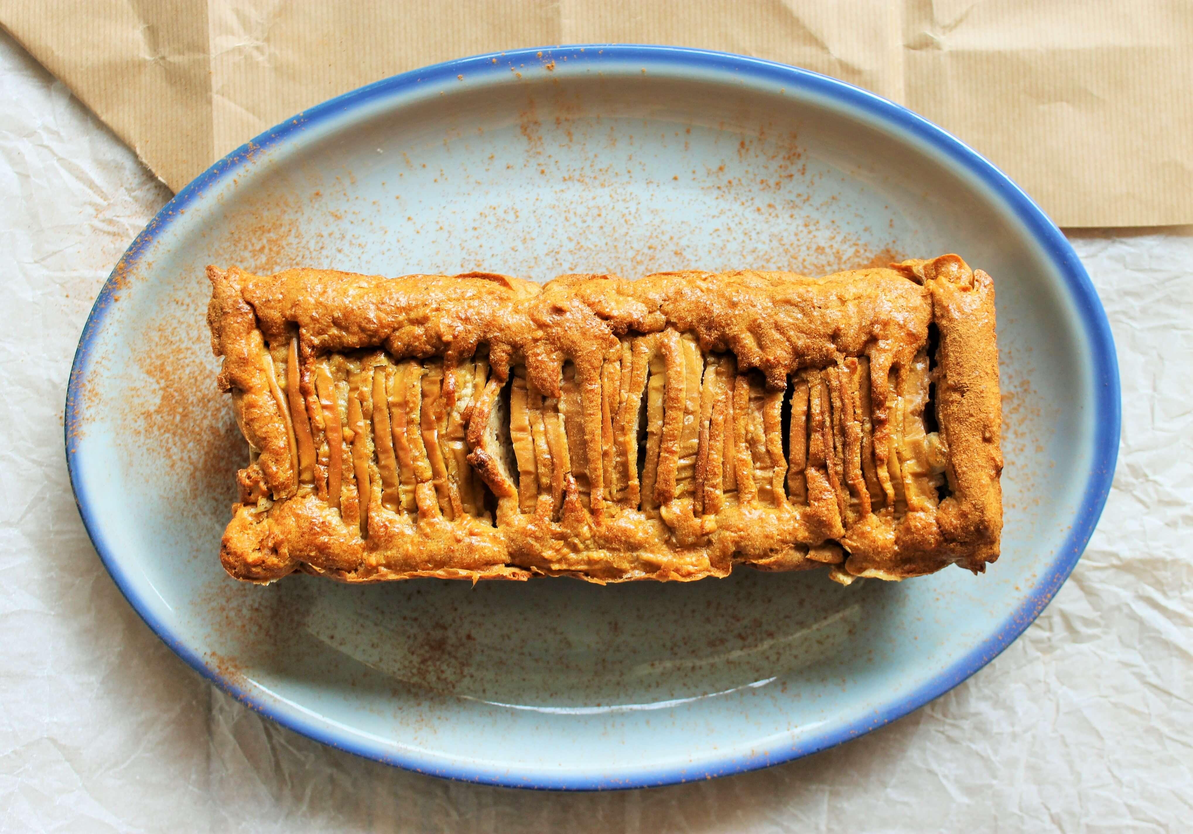 Appel-peren cake - It's a Food Life