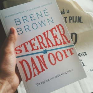 Brené Brown, sterker dan ooit. | It's a Food Life