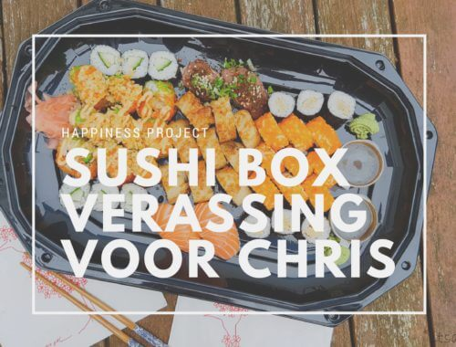 Social deal sushi box van restaurant Merlina | It's a Food Life
