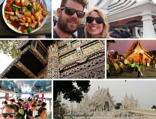 Reisverslag Chiang Rai en Chiang Mai in Thailand | It's a Food Life