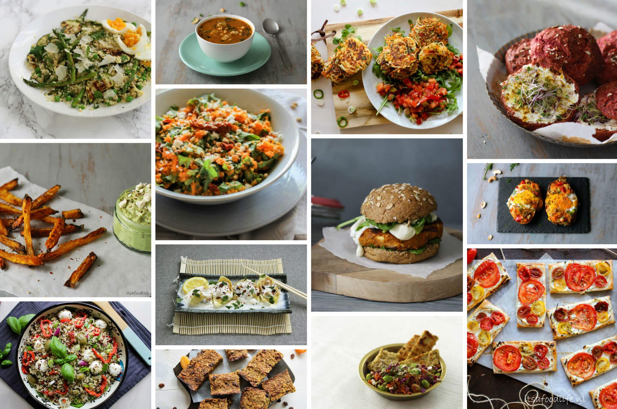 Eetstijlen zonder vlees: van flexitariër naar fruitariër | It's a Food life