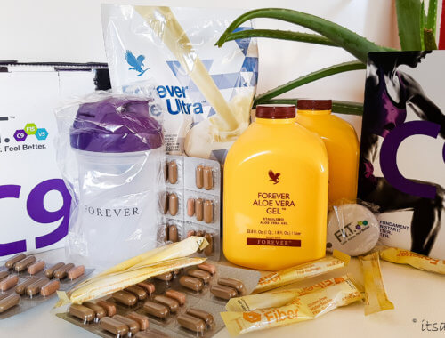 Review: C9 van Forever Living | It's a Food Life
