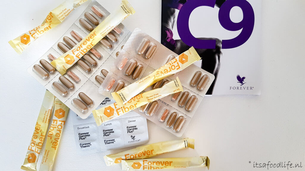 Review: C9 van Forever Living   It's a Food Life