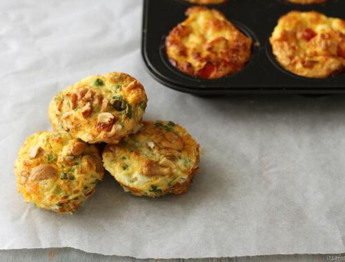mini frittata's | It's a Food Life