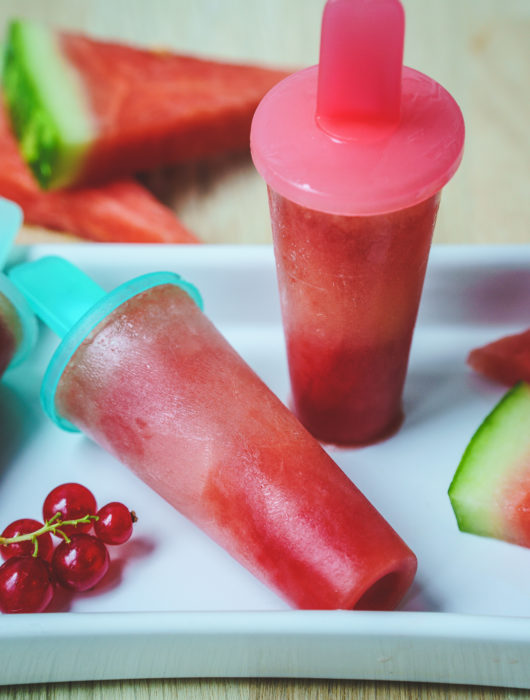 Gezonde en makkelijke watermeloen ijsjes | It's a food life