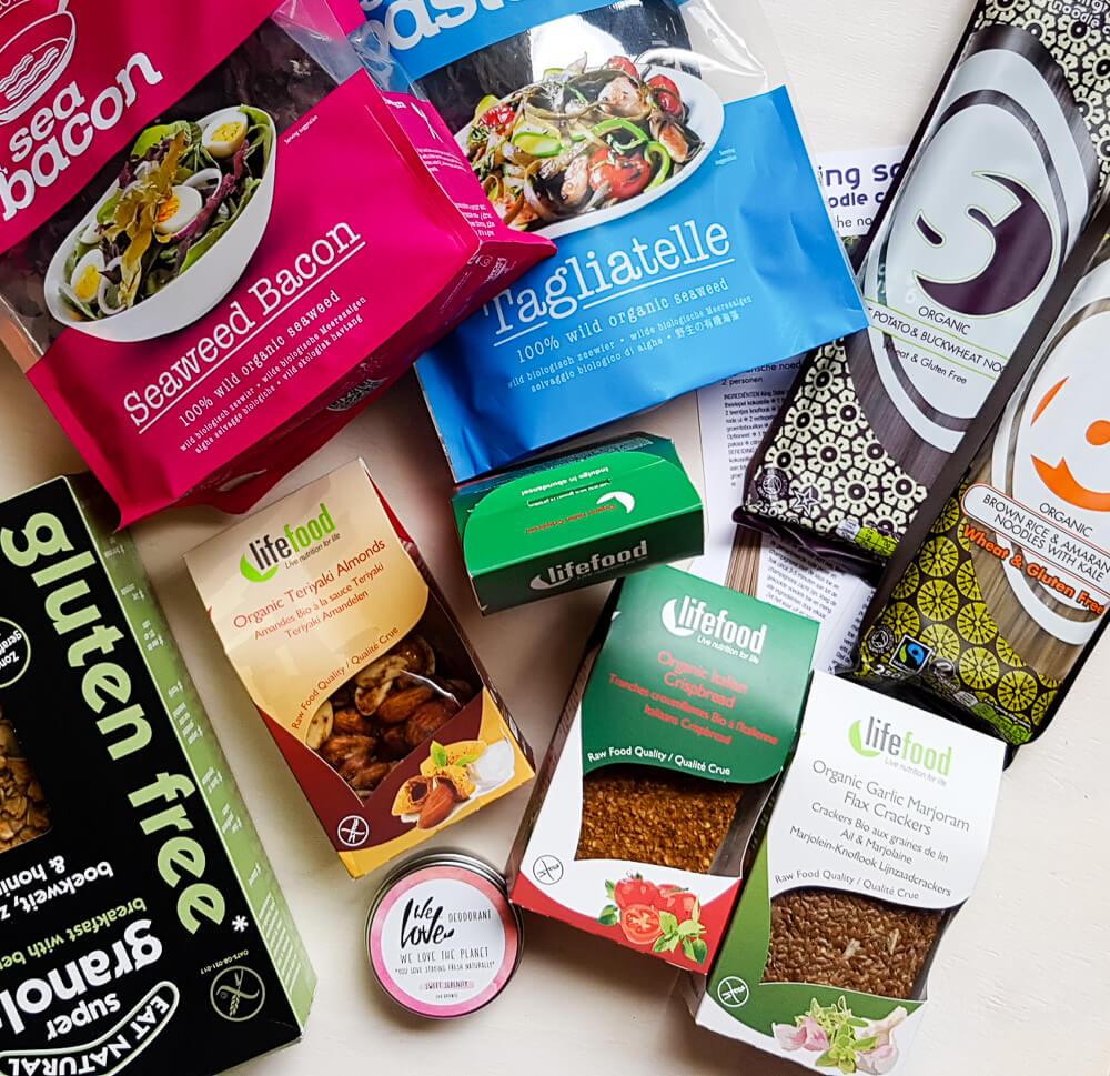 Gezondheidsbeurs 2017 shoplog | It's a Food Life