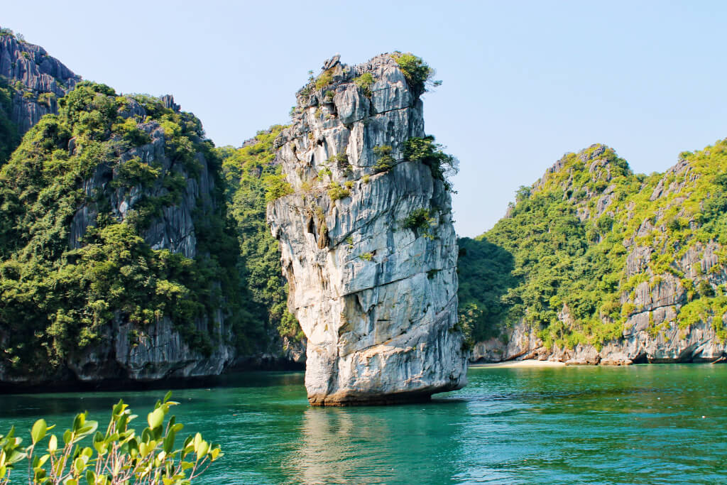 Halong Bay , Vietnam - It's a Food Life