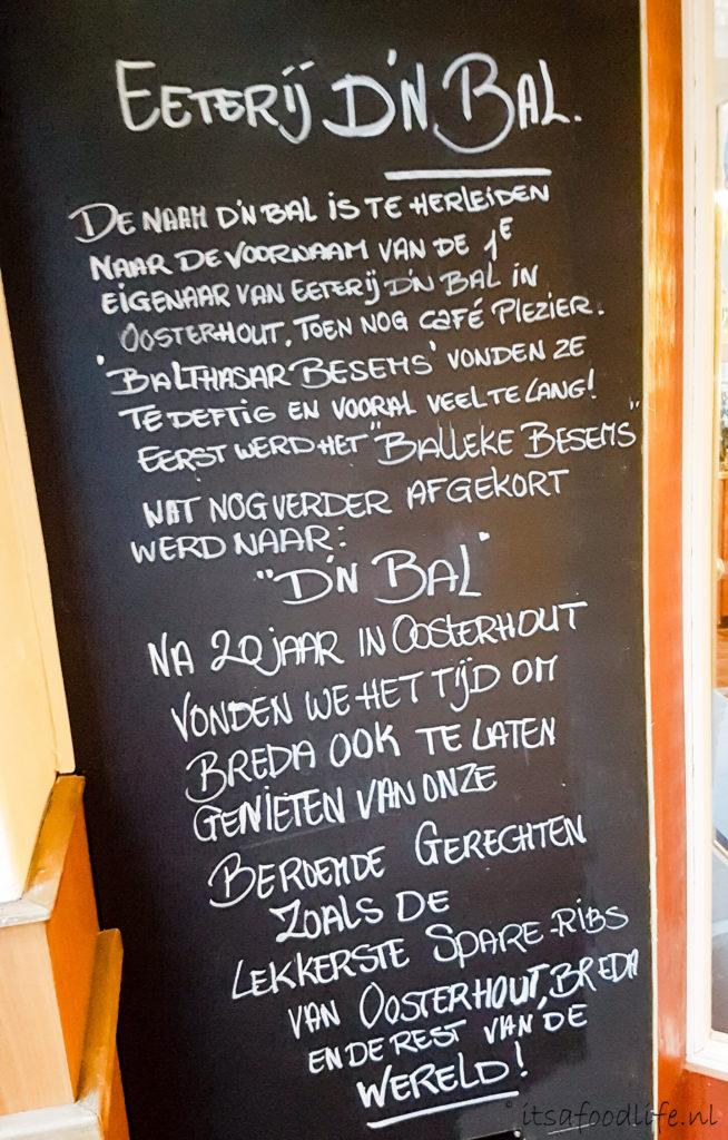 Hotspot Breda: Eeterij D'n Bal | It's a Food Life