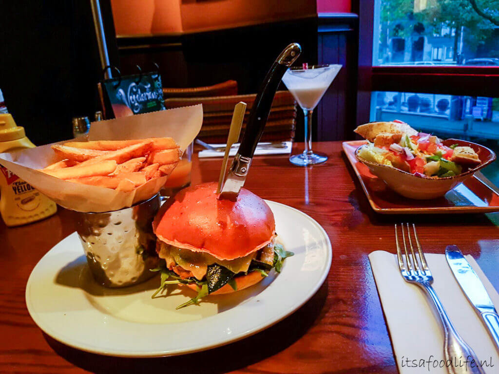 Hotspot: Hard Rock Café Amsterdam vegetarisch menu | It's a Food Life
