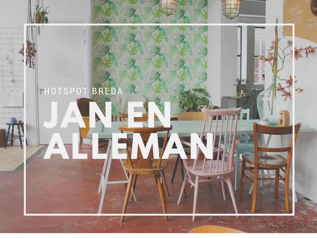 Hotspot JanenAlleman Breda - It's a Food Life