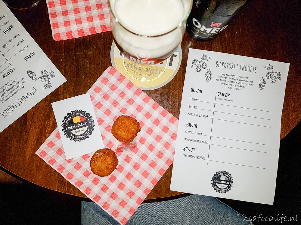 Bierkroket proverij in Breda | It's a Food Life