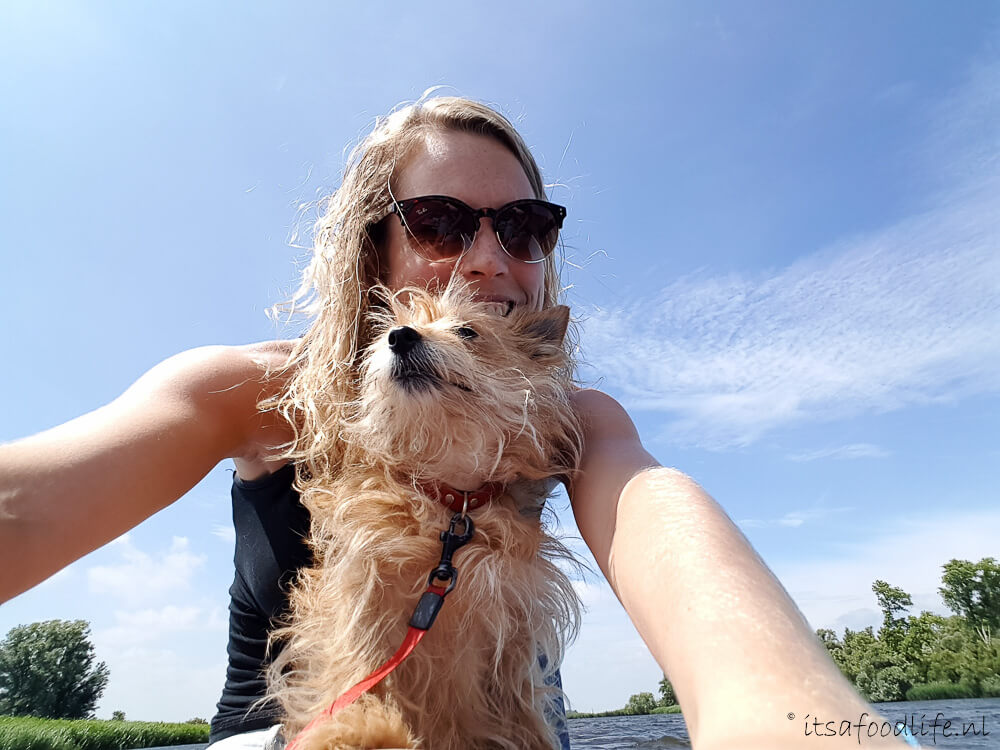 Bootje varen in de Biesbosch | It's a Food Life