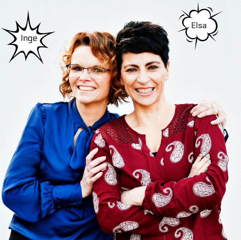 Inge & Elsa van ElsaRblog