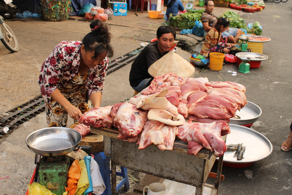 Markt Can Tho, Vietnam - It's a Food Life