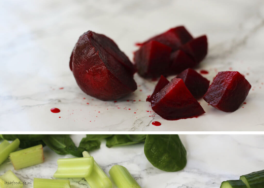 Nicecream ijs van groente en fruit | It's a Food life