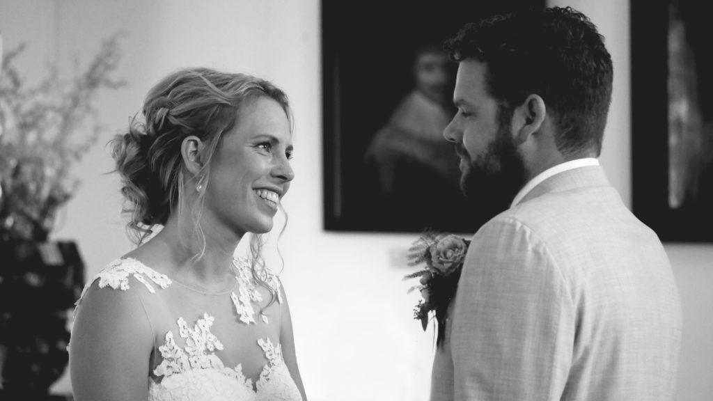 we zijn getrouwd