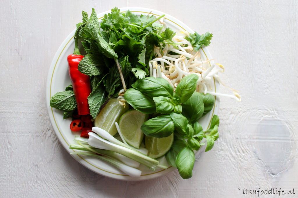 Pho Bo- Vietnamese noedelsoep - It's a Food Life