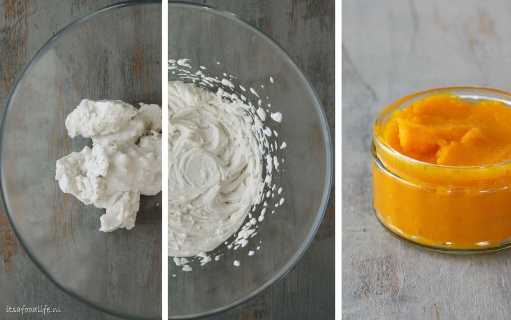 Pompoencider met kokosslagroom | It's a Food Life