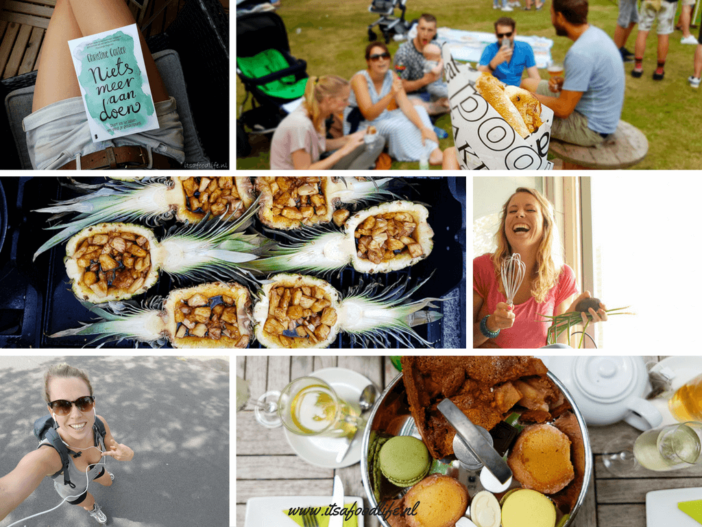 Ik proef het leven in Juli | It's a Food Life