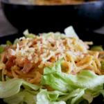 Recept Knoflookspaghetti van Dagelijks Glutenvrij | It's a food life