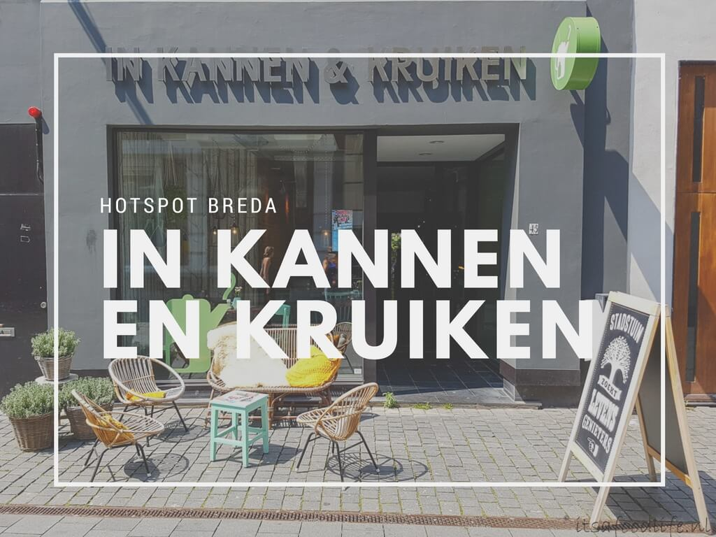 Hotspot Breda: In Kannen en Kruiken - It's a Food Life