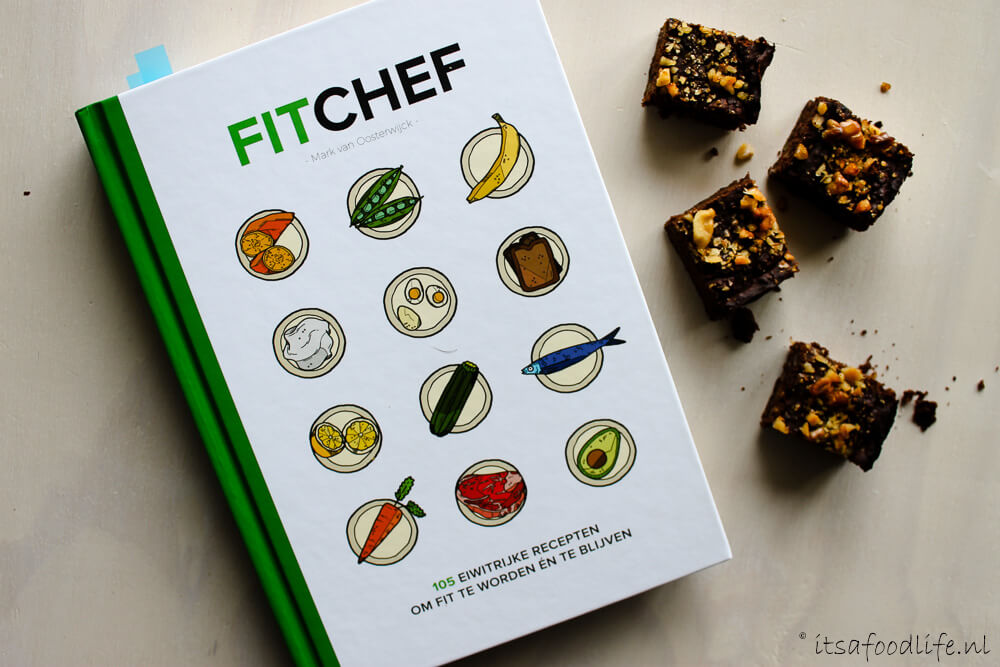 Review kookboek Fitchef van Mark van Oosterwijck | It's a Food Life
