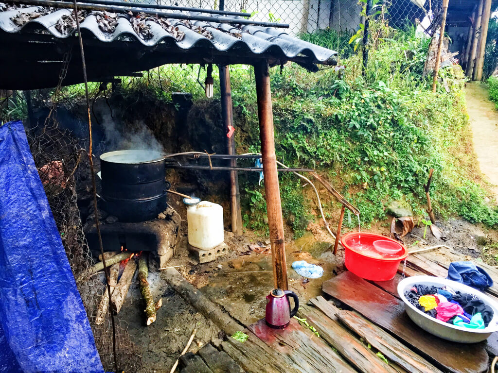 Rice wine homemade in SaPa, Vietnam - It's a Food Life