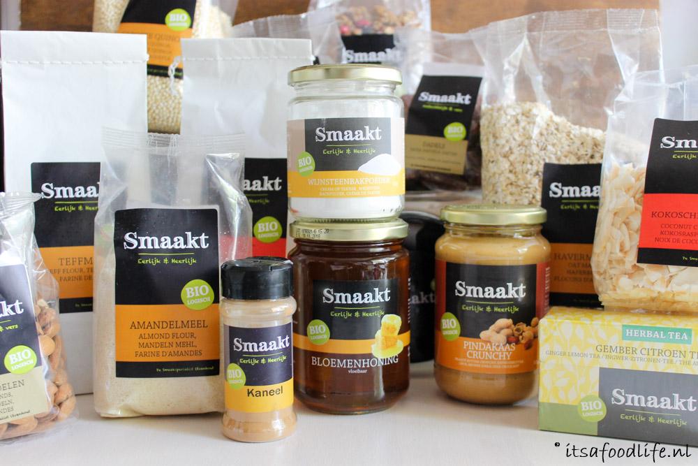 Gezonde bakproducten in mijn voorraadkast. Smaakt bakproducten winactie | It's a Food Life