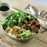 Tempeh bowl | It's a Food life