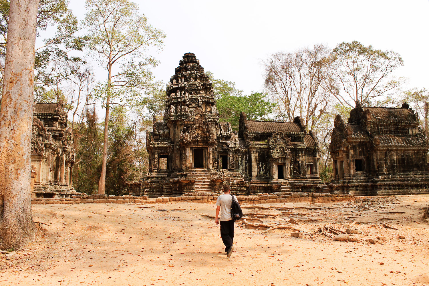 Tempels van Angkor, Cambodja - It's a Food Life