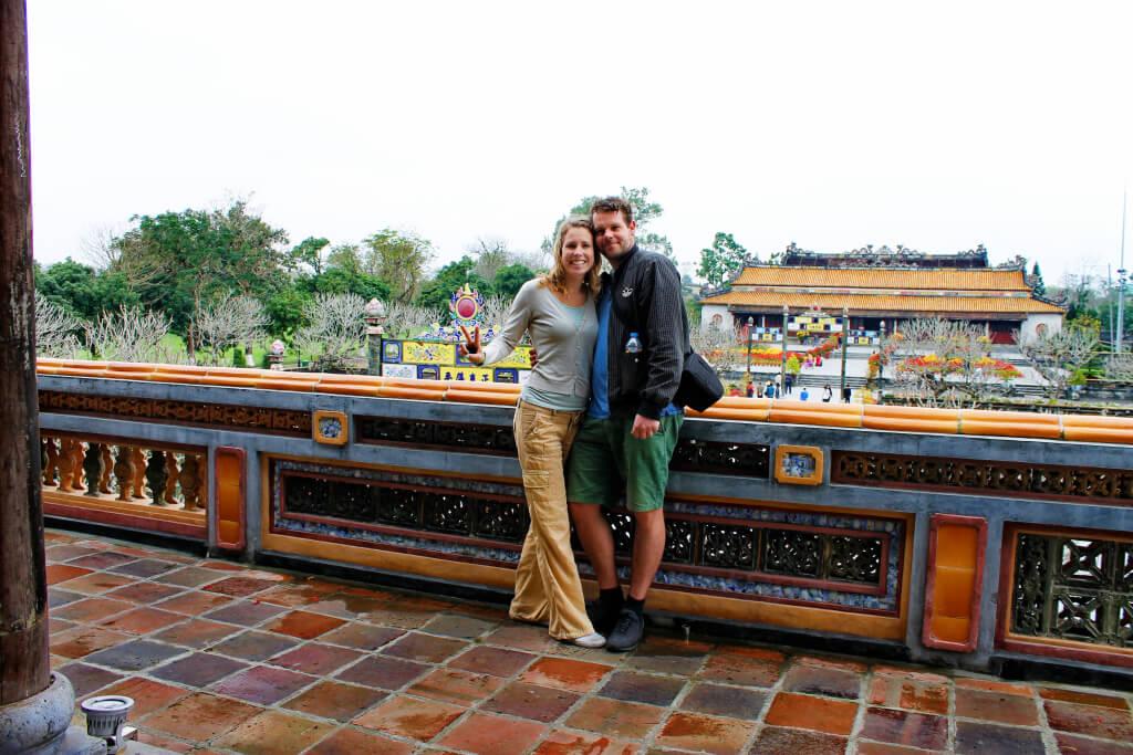 The Citadel in Hue, Vietnam - I'ts a Food Life