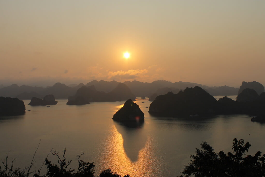 Ti Top Island - Halong Bay, Vietnam - It's a Food Life