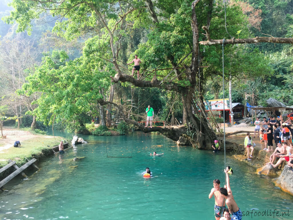 Vang Vieng - Laos It's a Food Life