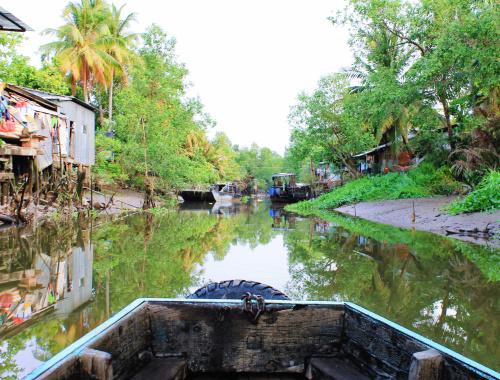 Varen op de Mekong River, Vietnam - It's a Food Life