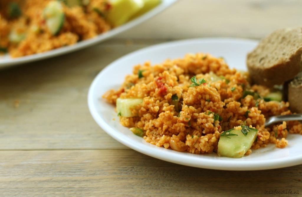 Vega BBQ Kisir | It's a Food Life