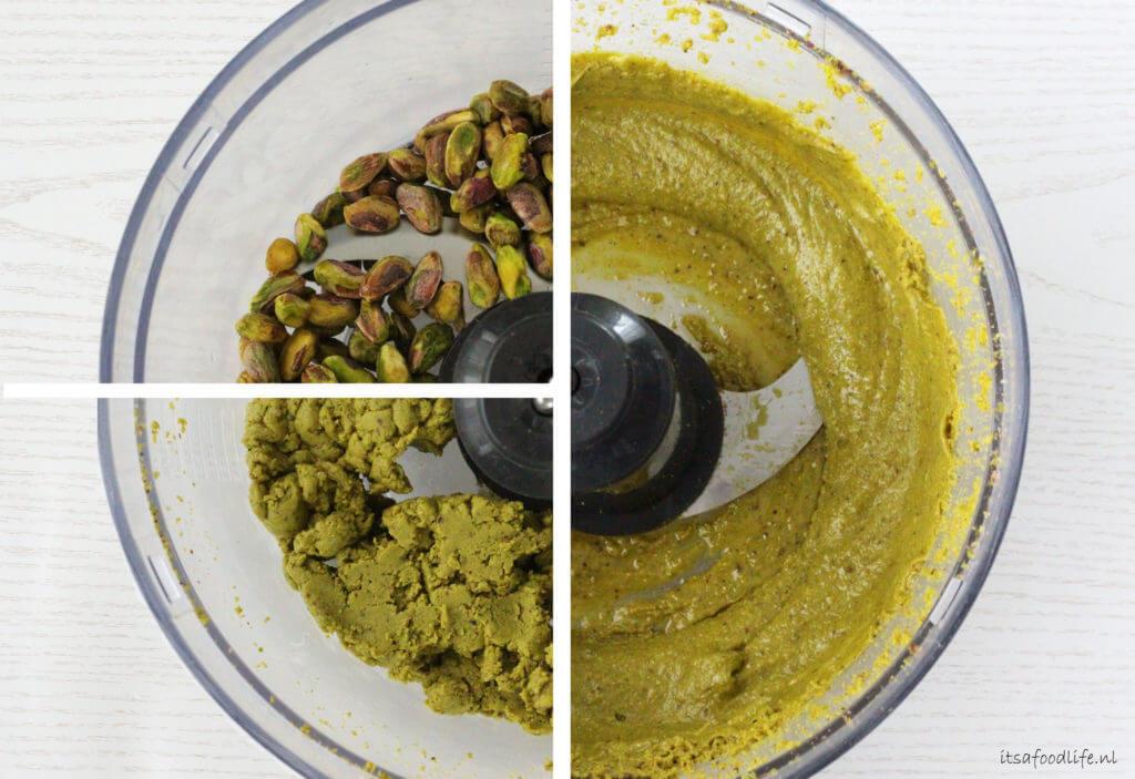 Vegan mokka chocolademousse | It's a Food life