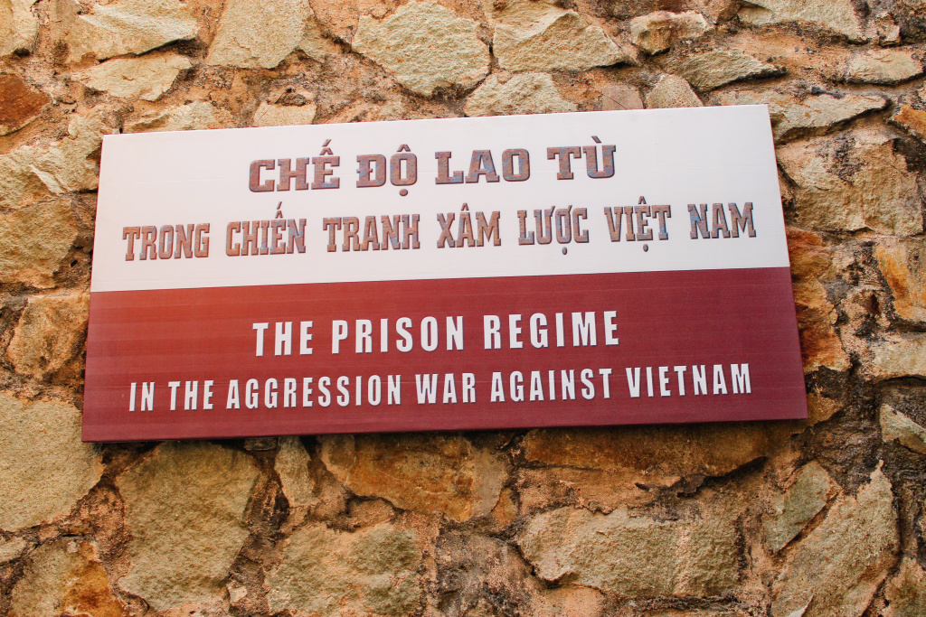 War Remnants museum in Ho Chi Minh City, Vietnam - It's a Food Life