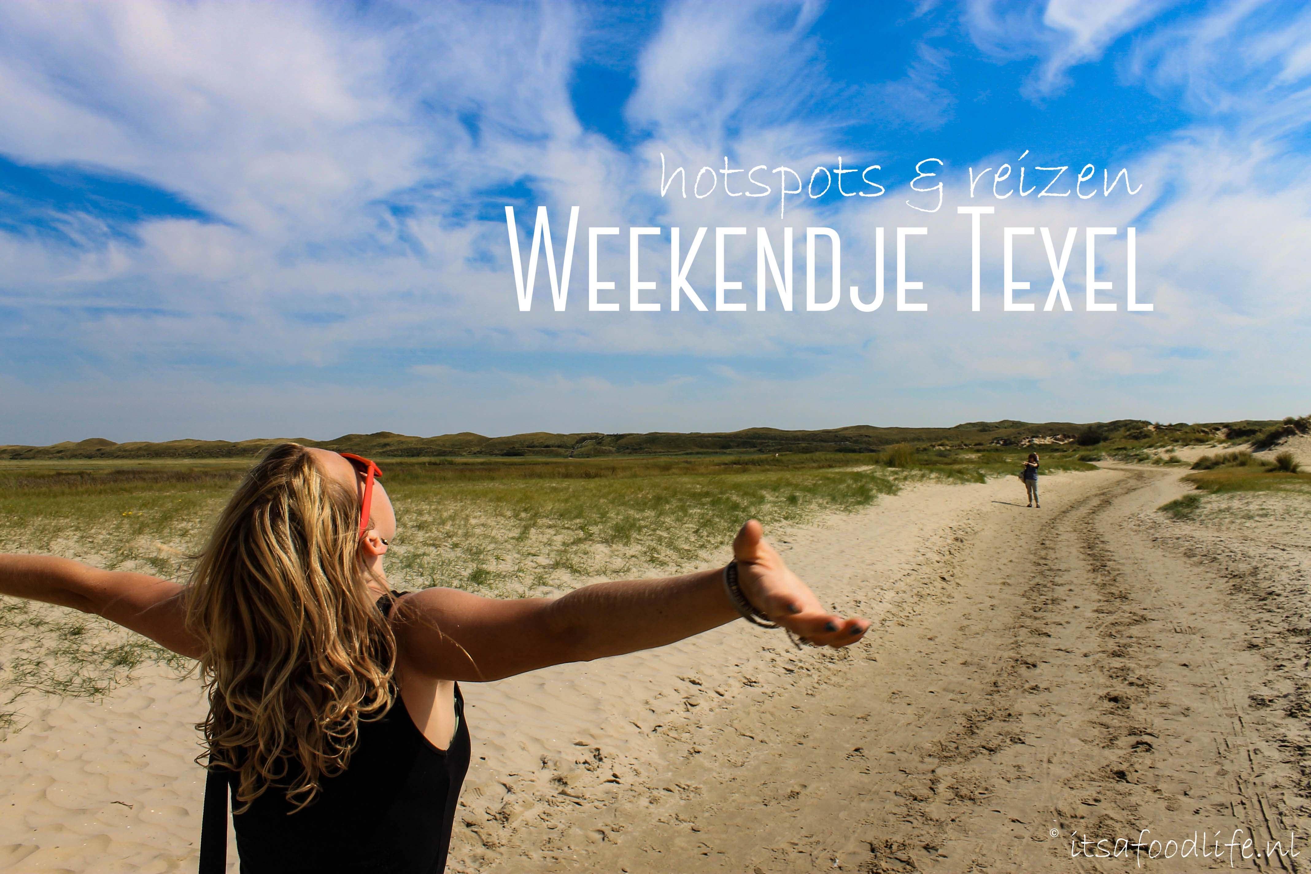 Weekendje Texel | It's a Food Life