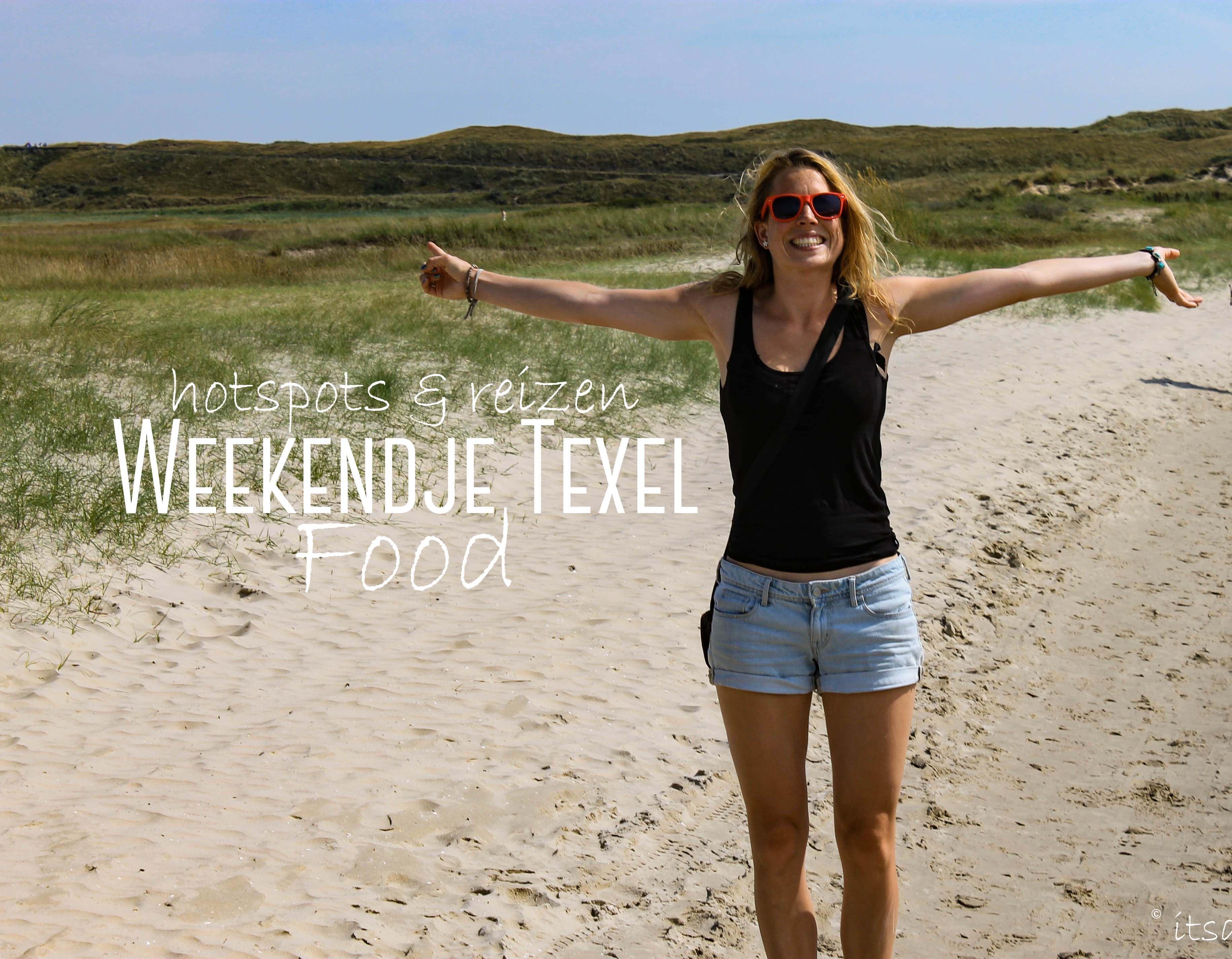 Weekendje Texel- It's a Food Life