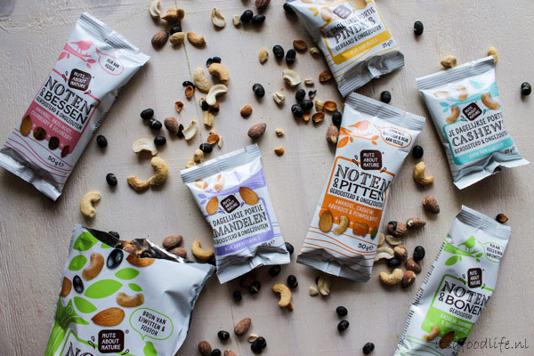 Win een Nuts About Nature pakket op It's a Food Life
