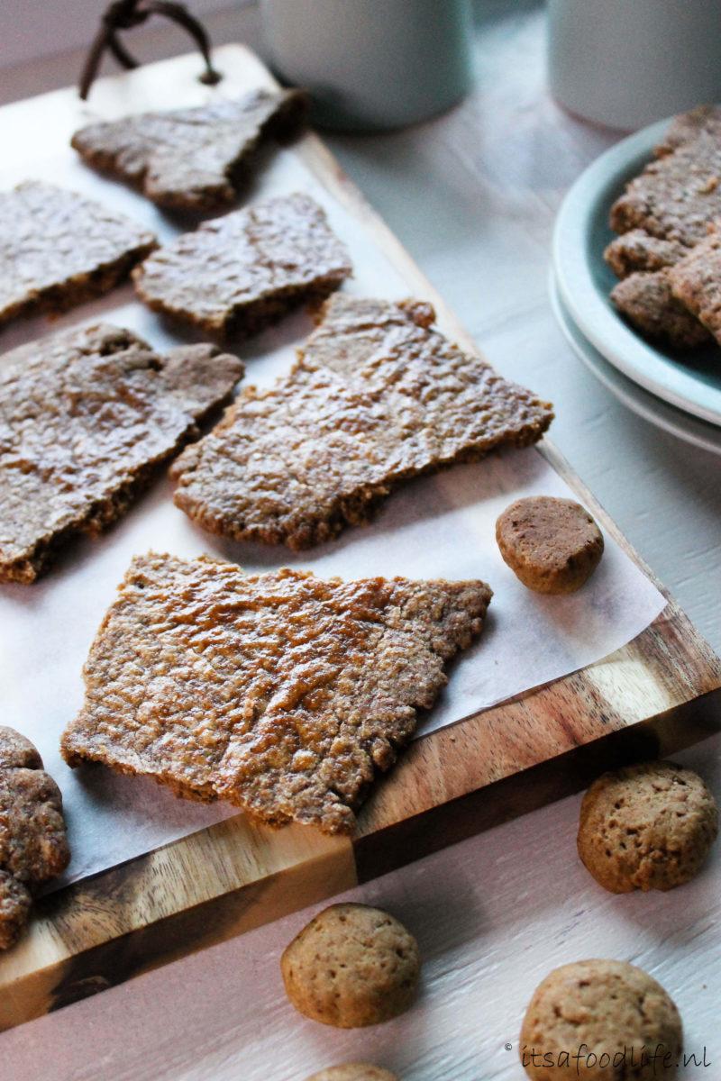 Recept voor speculaasbrokken | It's a Food Life