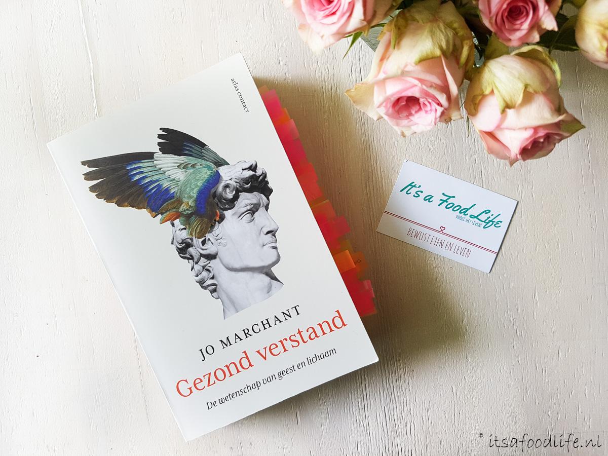 Boekreview- Gezond Verstand van Jo Marchant - It's a Food Life