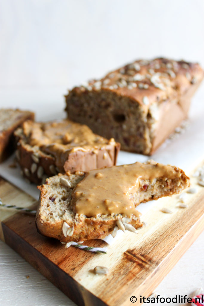 chill bread bananenbrood rens kroes   It's a food life