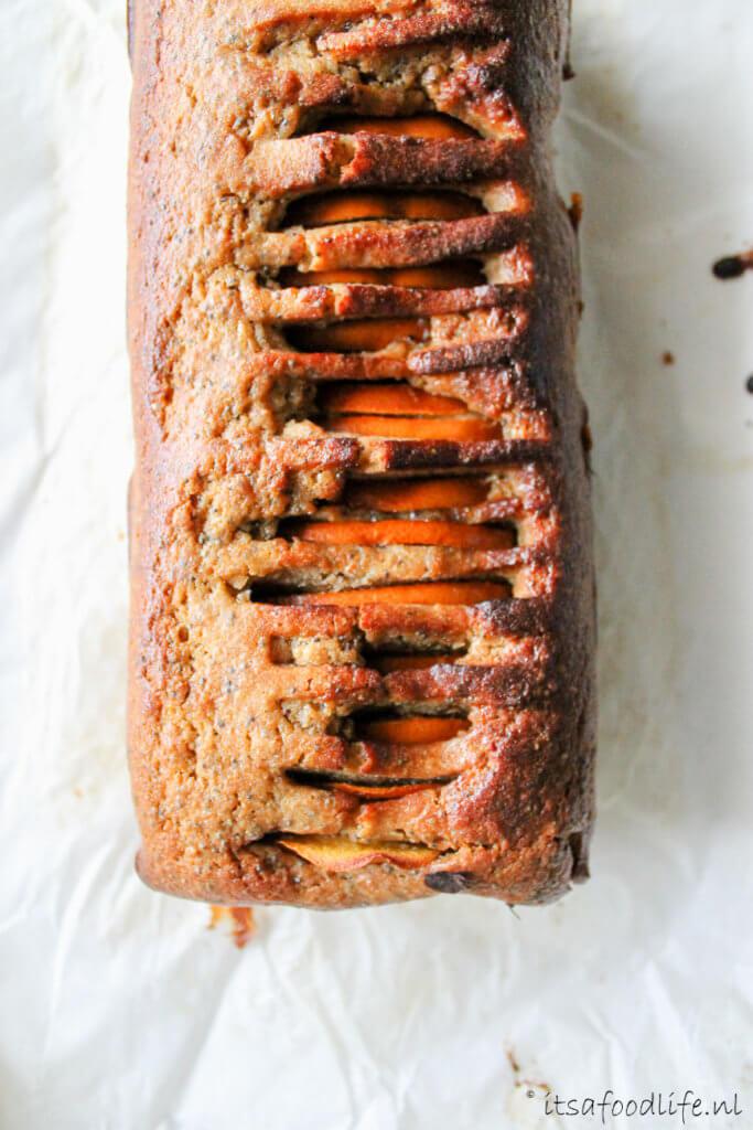 Recept voor citroen cake met kaki fruit   It's a Food Life