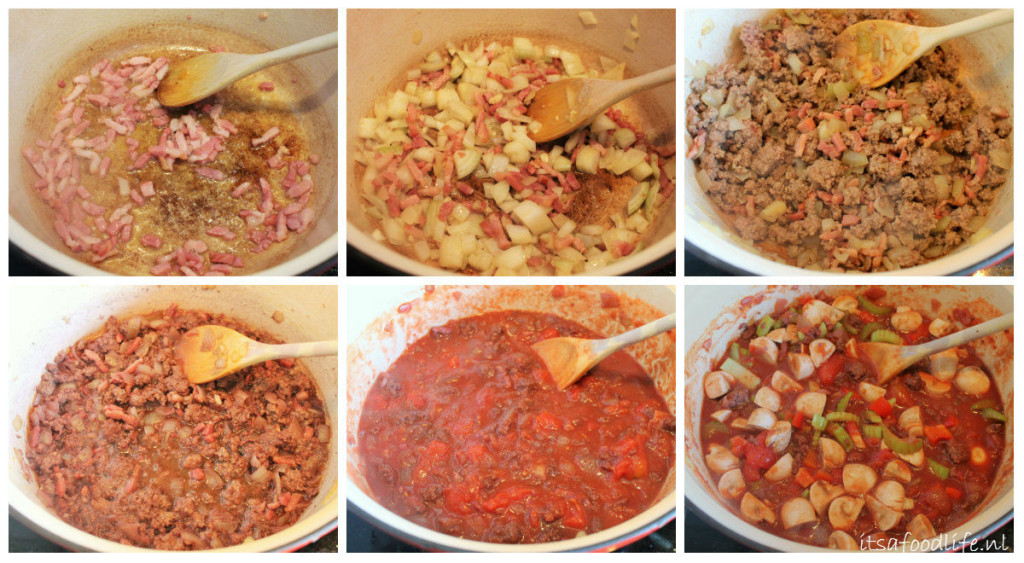 Recept voor spaghetti bolognese | It's a Food Life
