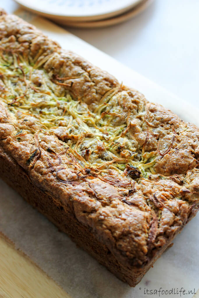 courgette citroen cake - It's a Food Life
